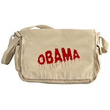 FIN-obama-on-your-ass-WonB Messenger Bag