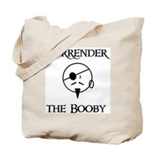 surrender_booby Tote Bag