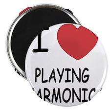 PLAYING_HARMONICA Magnet
