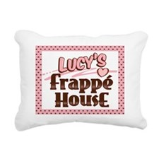 Lucys-Logo-10x8- Rectangular Canvas Pillow