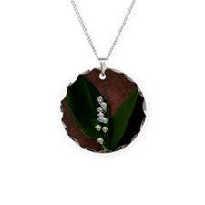Lily of the Valley Earrings Necklace