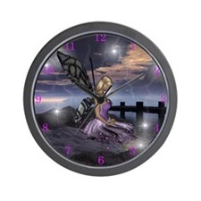 Peaceful Thoughts Wall Clock