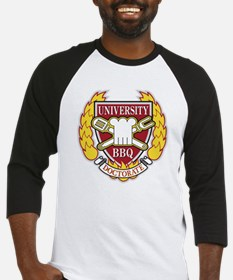 BBQ Doctorate Baseball Jersey