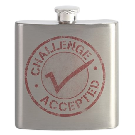 Accepted Flask