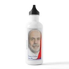 us-debt-ben Water Bottle