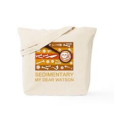 sedimentarywatson3b Tote Bag