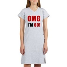 omg60 Women's Nightshirt