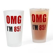 omg85 Drinking Glass