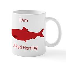 i-am-a-red-herring Small Small Mug