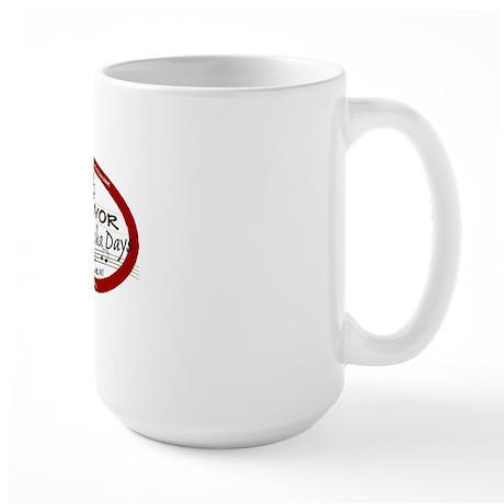 Survivor Large Mug