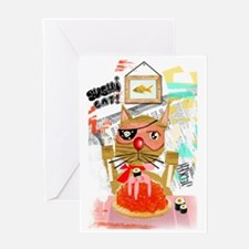 KAT_Shirt-Graphic3 Greeting Card