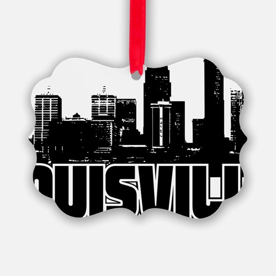 Louisville Skyline Ornament