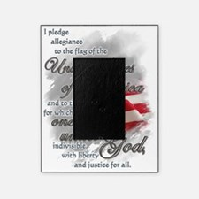 US PLEDGE OF ALLEGIANCE Picture Frame