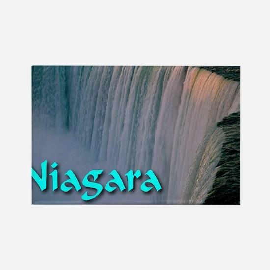 Niagara_Falls Rectangle Magnet