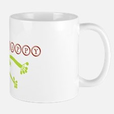 Be Happy Frog - Chn Mug