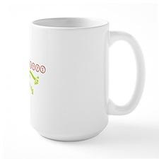 Be Happy Frog - Chn Mug