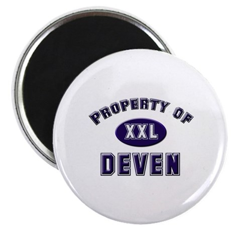 Property of deven Magnet