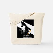 Carotte Noire 12x12 Tote Bag