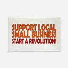 Support Local Rectangle Magnet