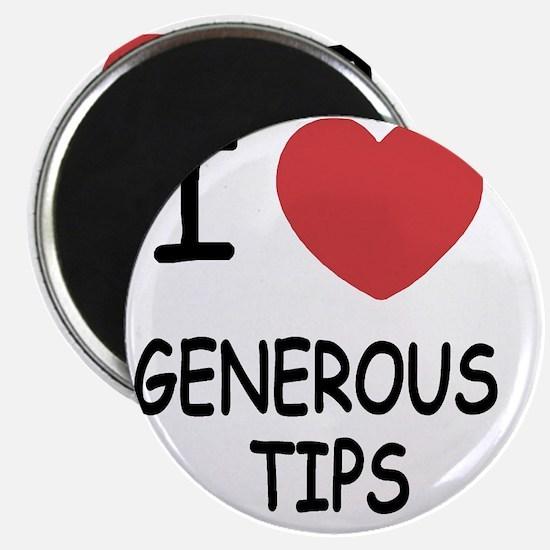 GENEROUS_TIPS Magnet