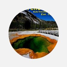 "Yellowstone_NP_EST1872 3.5"" Button"