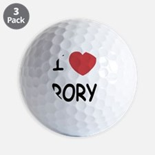 RORY Golf Ball
