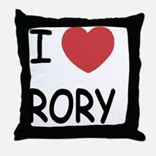 RORY Throw Pillow