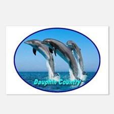 dauphin_country_transpare Postcards (Package of 8)