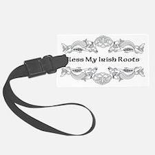 My Irish Roots Luggage Tag
