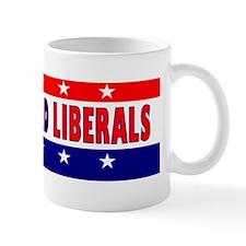 BumperStickerWaterboardLiberal Mug