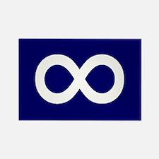 Metis Flag Rectangle Magnet