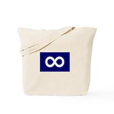 Metis Flag Tote Bag