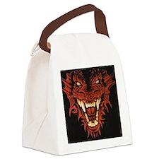 dragon_21618 Canvas Lunch Bag