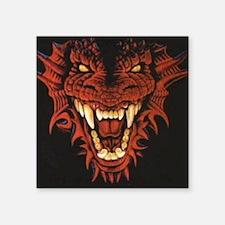 """dragon_21618 Square Sticker 3"""" x 3"""""""