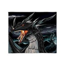 dragons 1 Throw Blanket