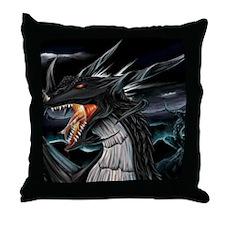 dragons 1 Throw Pillow