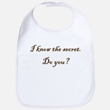 Know The Secret Bib