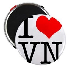 I Heart VN Magnet