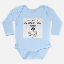 cards Long Sleeve Infant Bodysuit