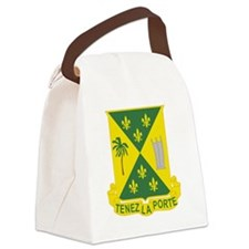 759th Military Police Battalion   Canvas Lunch Bag