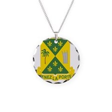 759th Military Police Battal Necklace