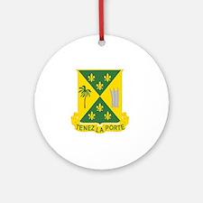 759th Military Police Battalion  3 Round Ornament