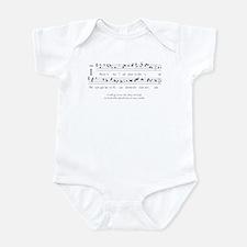 Joy to My Youth Infant Bodysuit