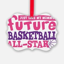future all star GIRL-01 Ornament