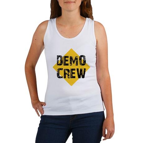 Demo Crew Women's Tank Top