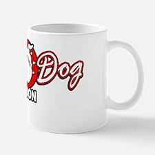 Red Dog Logo - Milford Mug