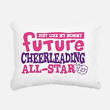 future all star GIRL Rectangular Canvas Pillow