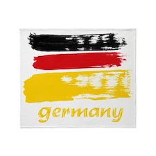 germany Throw Blanket