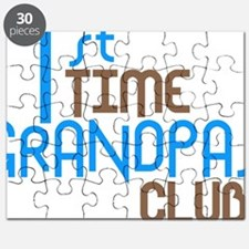 1sttimegrandpasclubblue Puzzle
