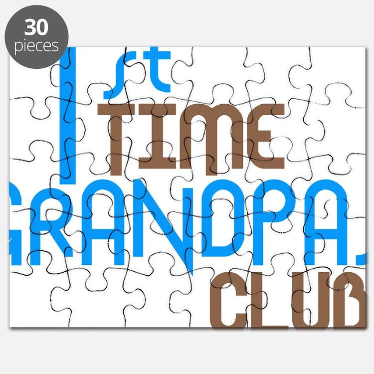 1sttimegrandpasclubblue Puzzle